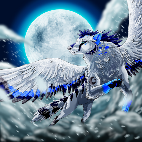 File:Winged wolf by wolfjourney-d3bh0ue.png
