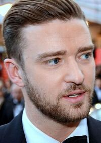 Justin Timberlake Cannes 2013