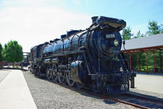 File:Steamtown Baldwin Grand Trunk Western 6039 Locomotive.JPG