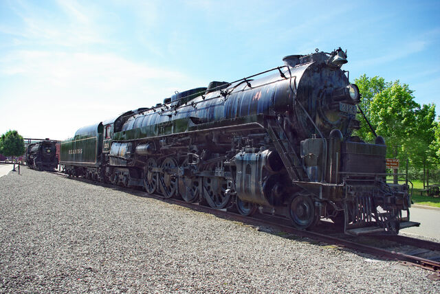 File:Steamtown Baldwin Reading 2124 Locomotive.JPG