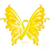 Suicide prevention ribbon butterfly photosculpture-p153468827327919070z8wb9 400
