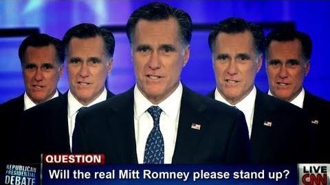 Will The Real Mitt Romney Please Stand Up (feat