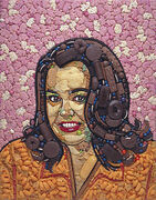 Rosie-odonnell-food-art