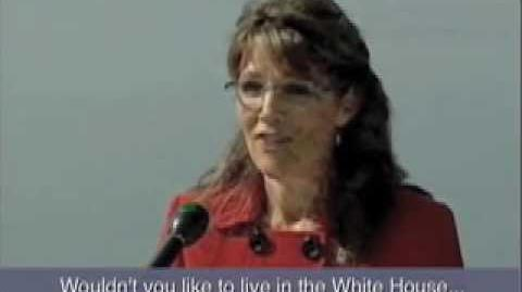 Palin Resigns - with English Translation