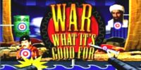 War: What It's Good For