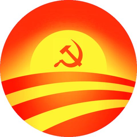 File:CommieObamaLogoRedYellowSmall.png