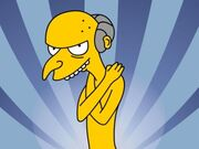 C Montgomery Burns