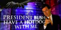 President Bush Have A Hotdog With Me
