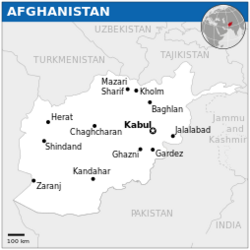 Afghanistan - Location Map (2013) - AFG - UNOCHA.png