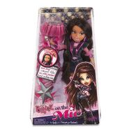 Yasmin On the Mic Doll Pack box