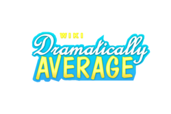 New Dramatically Average Logo
