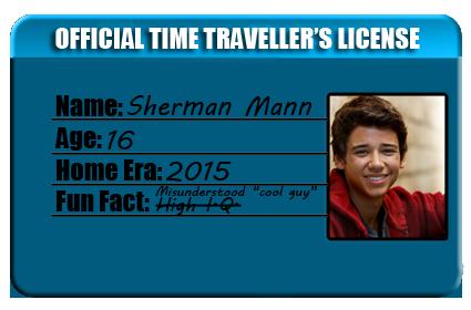 LicenseSherman