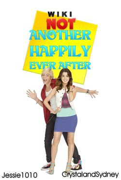 Not Another Happily Ever After Movie Poster