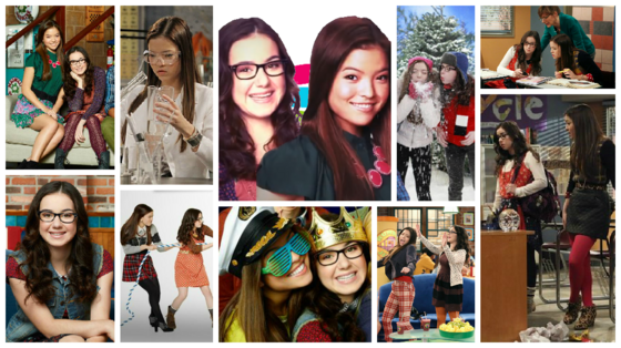 Kelsey and Kristie collage