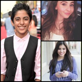 HMW Minor Cast