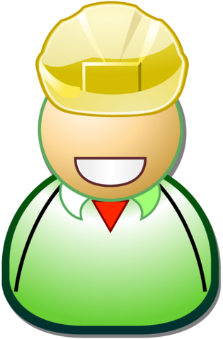 File:Worker with yellow hard hat.png