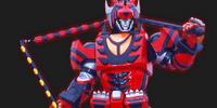 Beast-Fist Giant GekiTohja