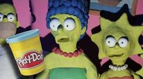 The Simpsons couch gag YOU'RE NEXT