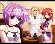 Exelica Story Mode 15 - Father Skiltall