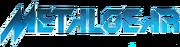 Metal Gear Wordmark