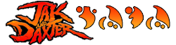 File:Jak and Daxter Wordmark.png