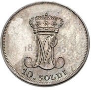 10 Soldi Coin