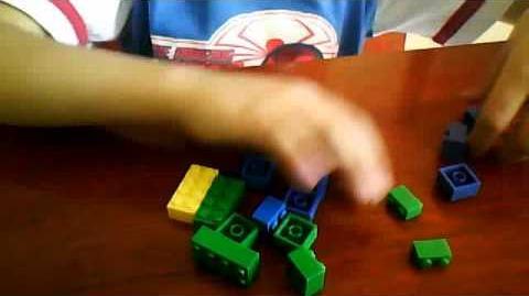 Como hacer a lego dustin de legobob