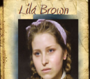 Lilá Brown (Lavender Brown)