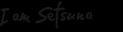Wordmark Setsuna