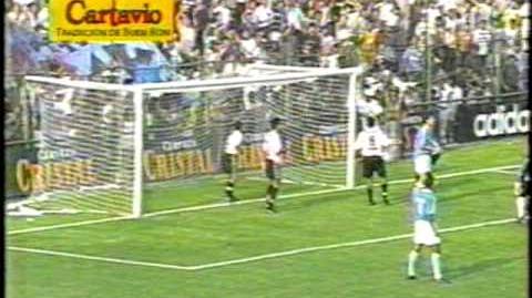 Sporting Cristal - Sport Boys 1 (Apertura 2000)