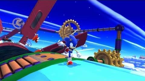 Sonic Lost World - Gamescom 2013 Trailer
