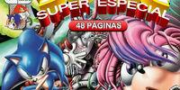 Sonic super especial 14 o melhor dos tempos