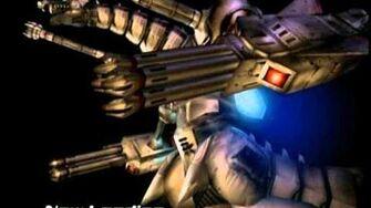 Godzilla Generations Maximum Impact SMG MK 2 's theme