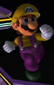 Mario Wario Cap