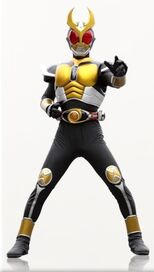 Kamen Rider Agito (World of Agito)