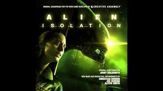 "Alien Isolation Soundtrack - 11 - ""Alien Reveal"""