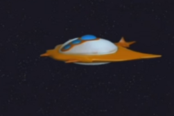 Pea-san ship