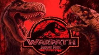 Warpath - Jurassic Park Soundtrack 11 Tyrannosaurus
