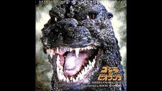 Godzilla vs. Biollante-Love Theme OST