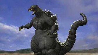 Godzilla Trading Battle - Godzilla Theme