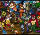 Crash Bandicoot Series