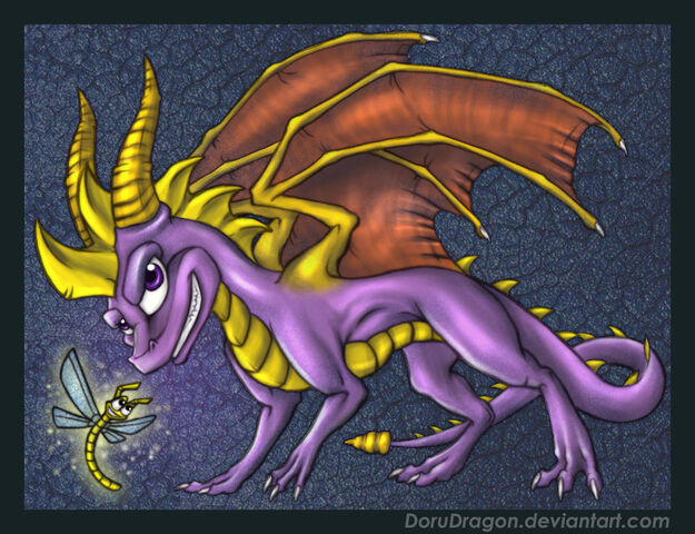 File:Spyro the dragon by DoruDragon-2-.jpg