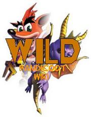 Wild Bandicoot Wiki Logo