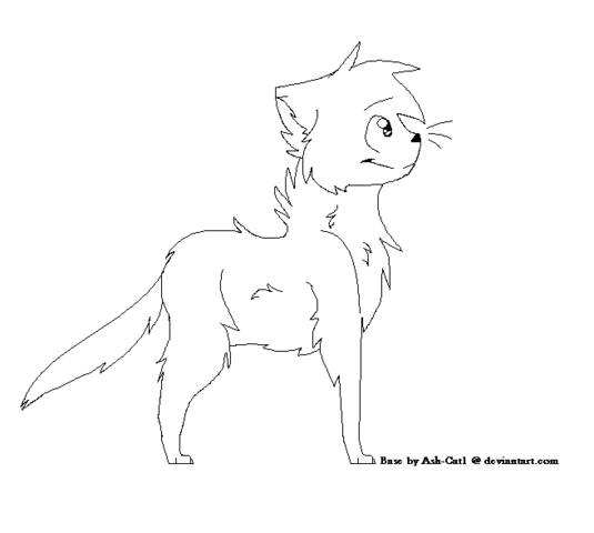 File:Cat base lineart .png