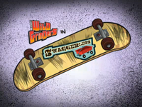 Swaggerless Title Card
