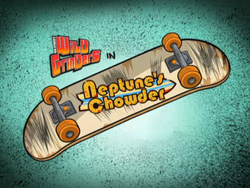 Neptune's Chowder Title Card