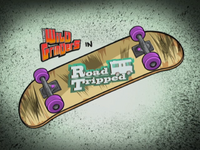 Road Tripped Title Card
