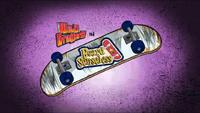 Board Senseless Title Card