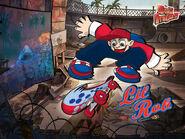 Lil' rob wallpaper