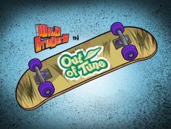 Out of Tune Title Card